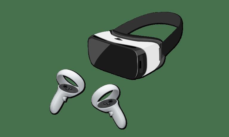 Casque réalité virtuelle réalité augmentée